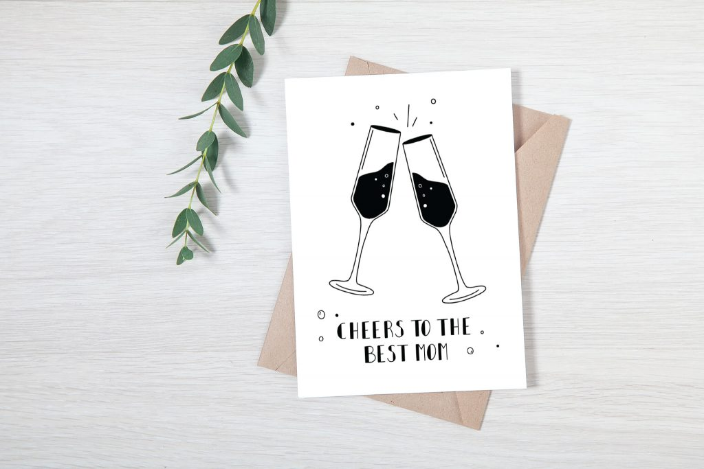 special mother's day card printable