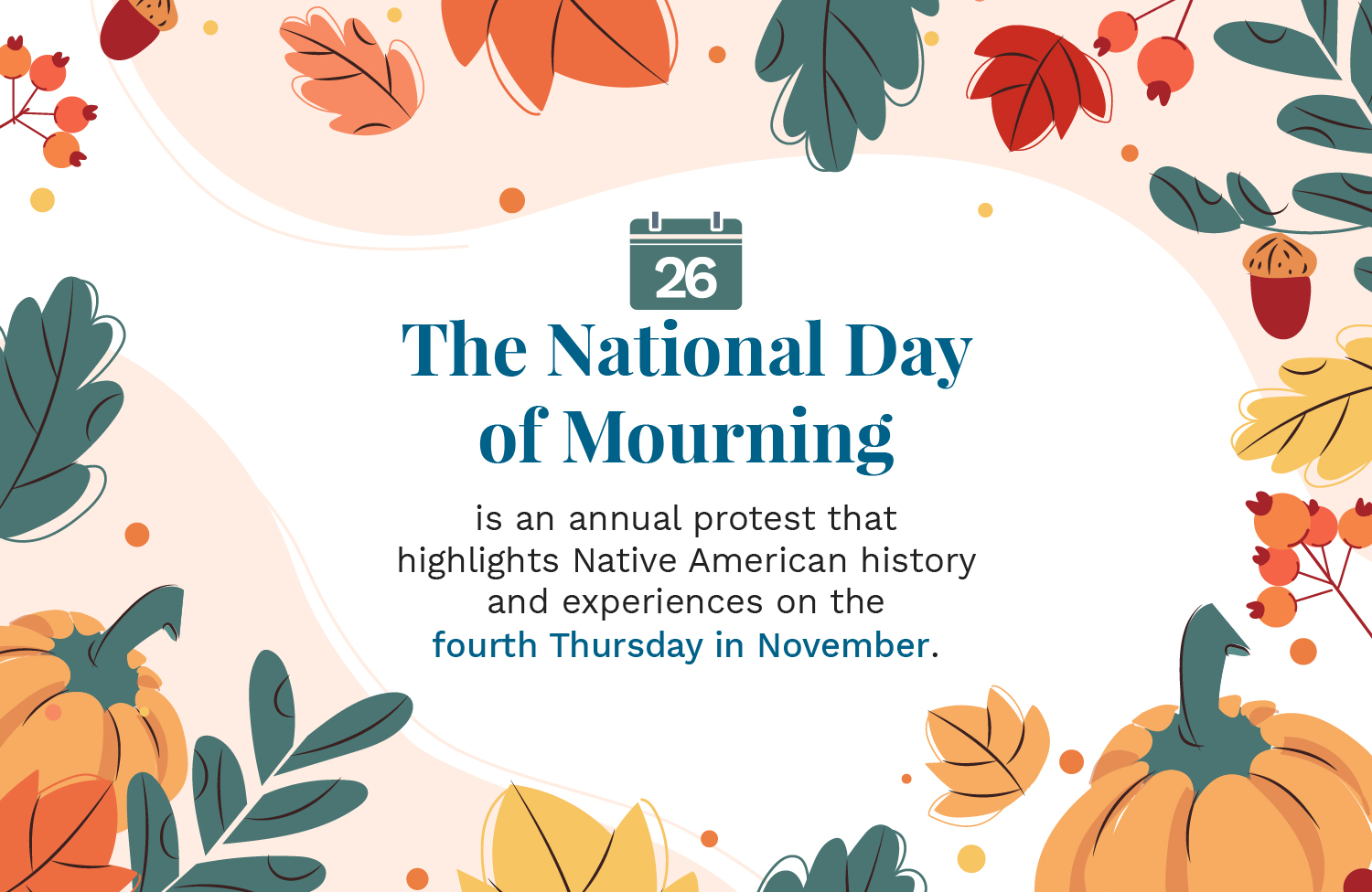 the national day of mourning definition