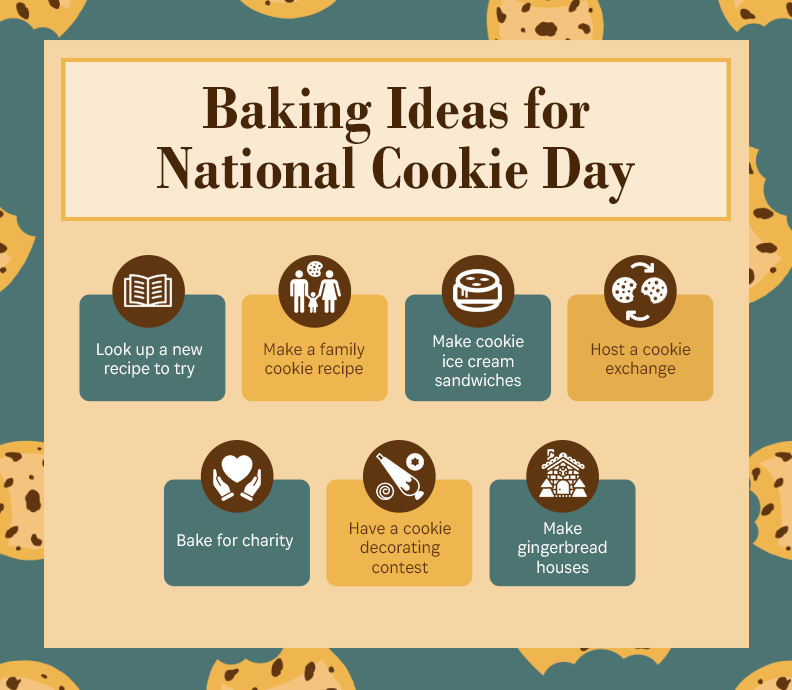 baking ideas for cookie day